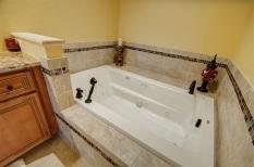 Master Suite Jacuzzi Tub