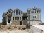 A Beautiful Home Built By Sandbar Realty and Construction