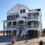 Chesapeakes Retreat/Modified / Vacation Rental Home/Built By: Saga Construction--http://www.homesbysaga.com/