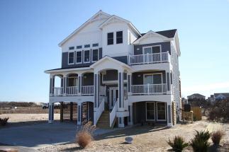 Chesapeakes Retreat/Modified / Vacation Rental Home/Built By: Saga Construction--http://www.homesbysaga.com/