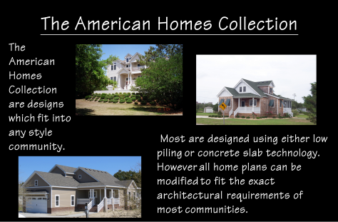 American Homes Collection Brochure
