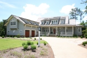 276 Custom Home Beautifully Built By: Griggs And Company.