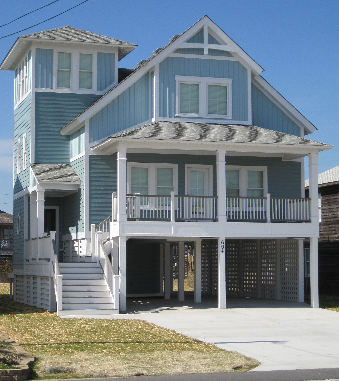 Florez Design Studios House PlansCoastal Home Design