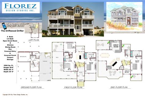 The Driftwood Drifter House Plan