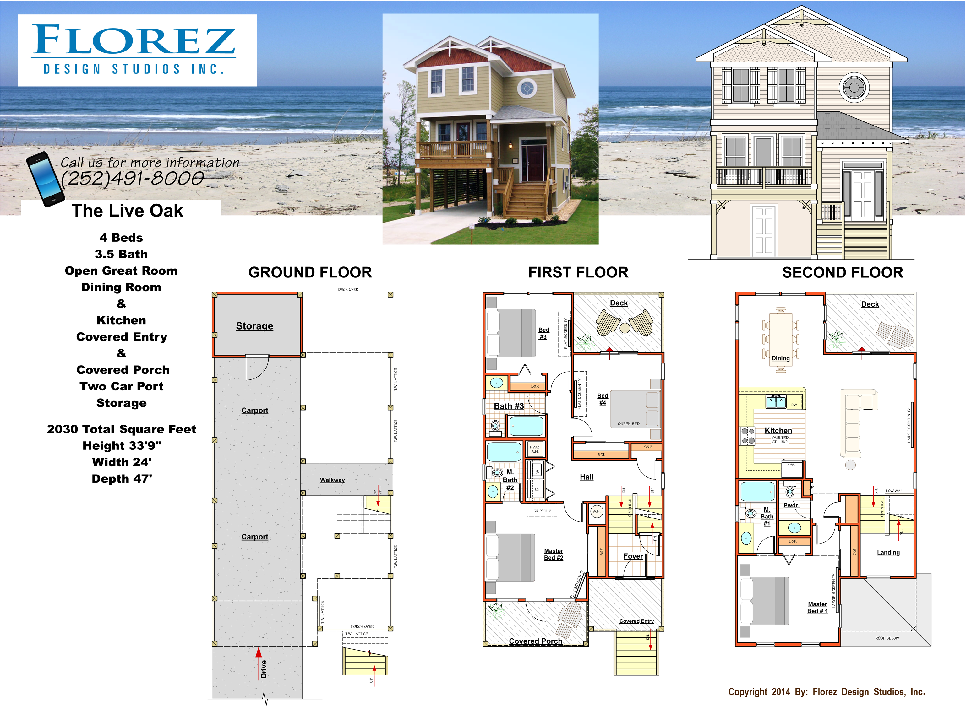 The Driftwood Drifter House Plan