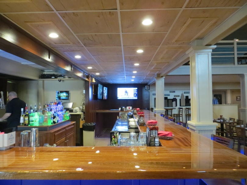 New Bar Ceiling and Top