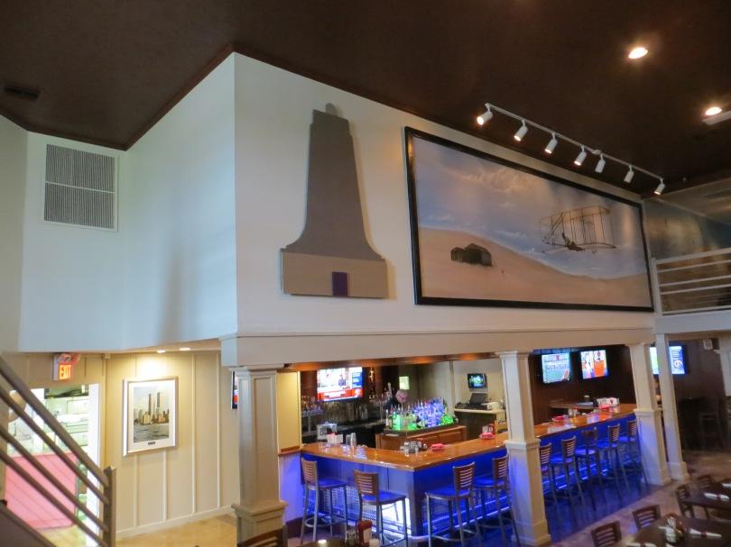 The Wright Memorial Sound Board