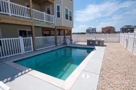 Pool / For More Info on vacationing in this home Visit:http://www.carolinadesigns.com/corolla-vacation-rental/480-ten-tan-toes/