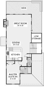 Edenton Second Floor