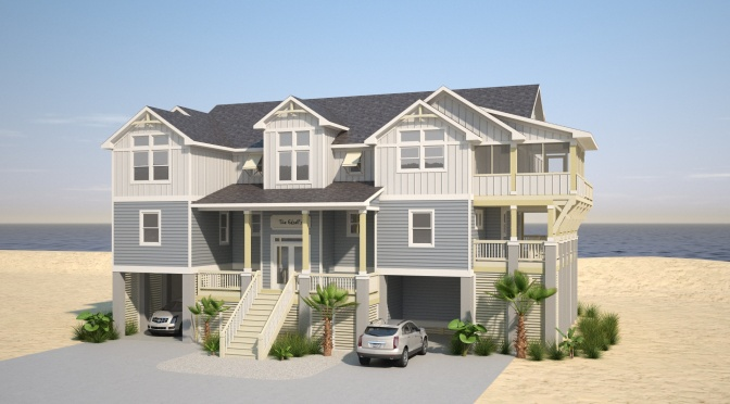 OBX Custom Home, Come As You Are! | Underway!