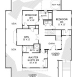 Sunchase Coastal Home Second Floor Plan