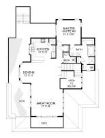 Sunchase Coastal Home Third Floor Plan
