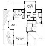 Sunchase Coastal Home Third Floor Plan