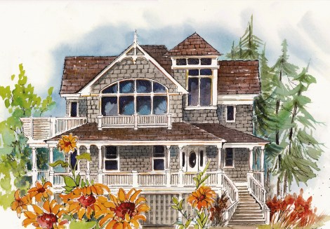 Sunchase Coastal Home