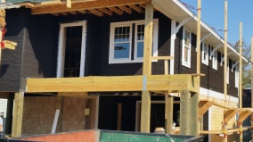 The Sprigtail /Modified... This home is under construction and is being built By: Jim Sim's Construction. They have really done an excellent job!