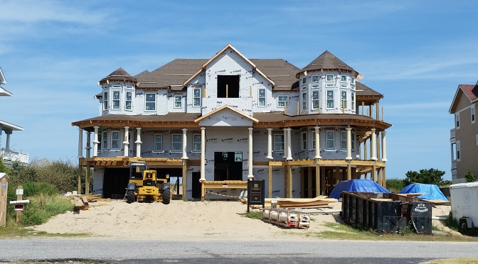 Pine Island Custom Home Design| Underway By : Wikre & Co.