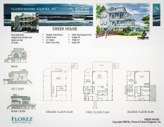 Creek House Brochure
