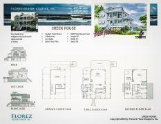 Creek House Brochure
