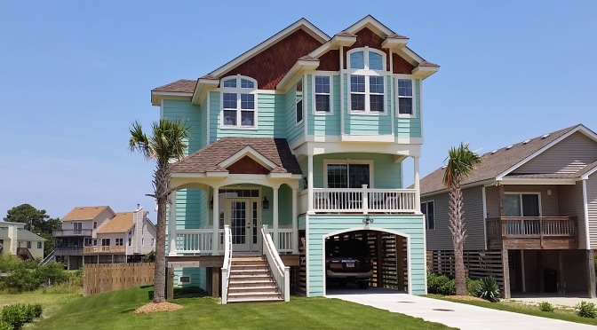 Coastal House Plans | Florez Design Studios | House Plans/Coastal ...