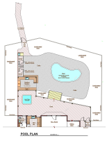 Pool Plan - Ocean Heights