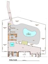 Pool Plan - Ocean Heights
