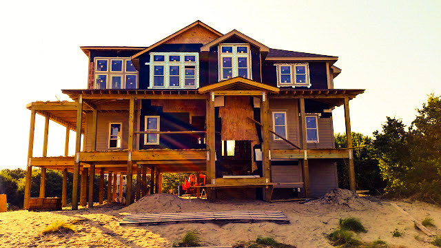 Sea Sider II Coastal Home – Modified|Project Underway