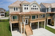 Moongate 3 | Coastal Home | Nags Head, NC.