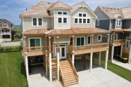 Moongate 3 | Coastal Home | Nags Head, NC.
