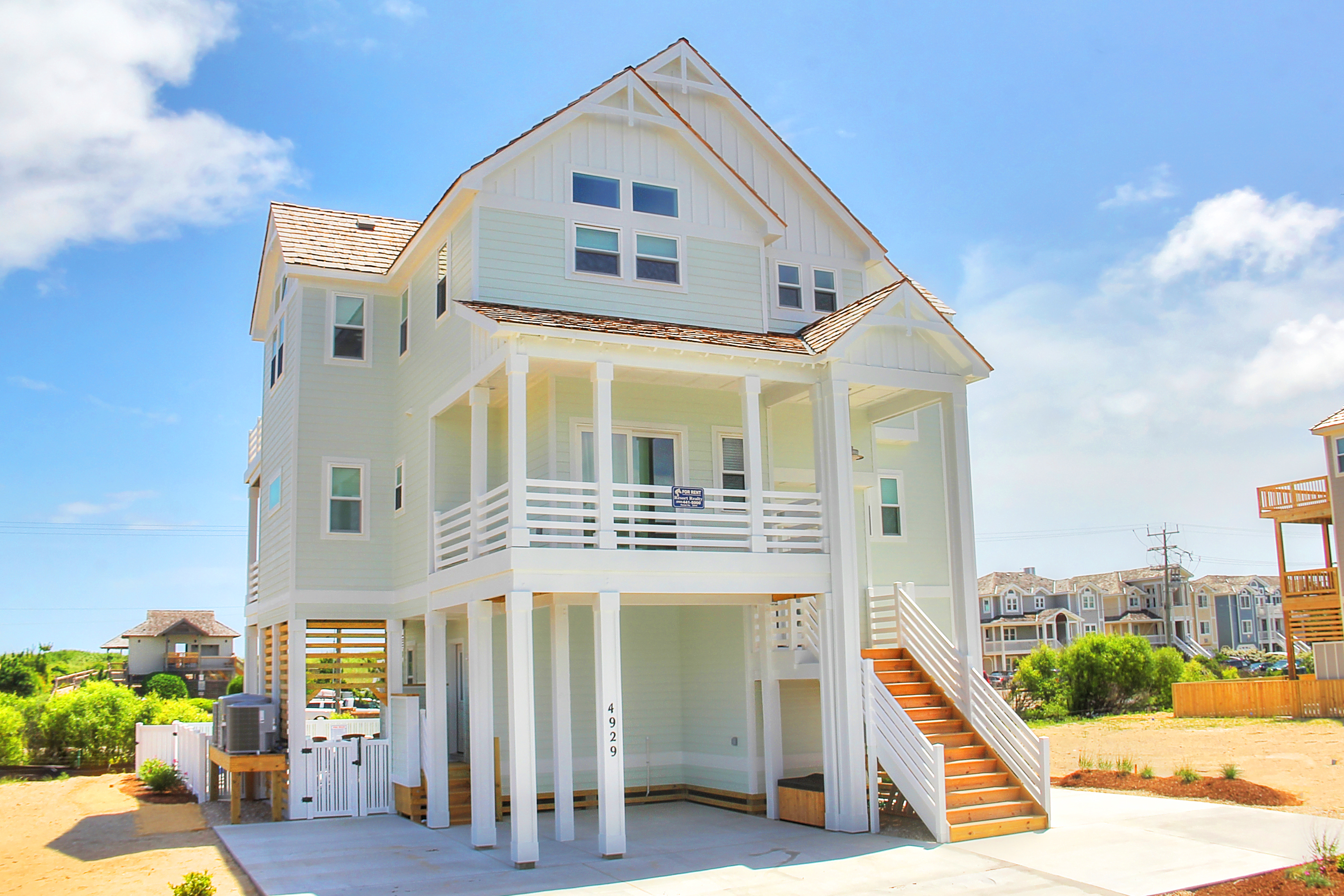 atlantic rentals cottages windjammer realty nc vacation nags head w unit