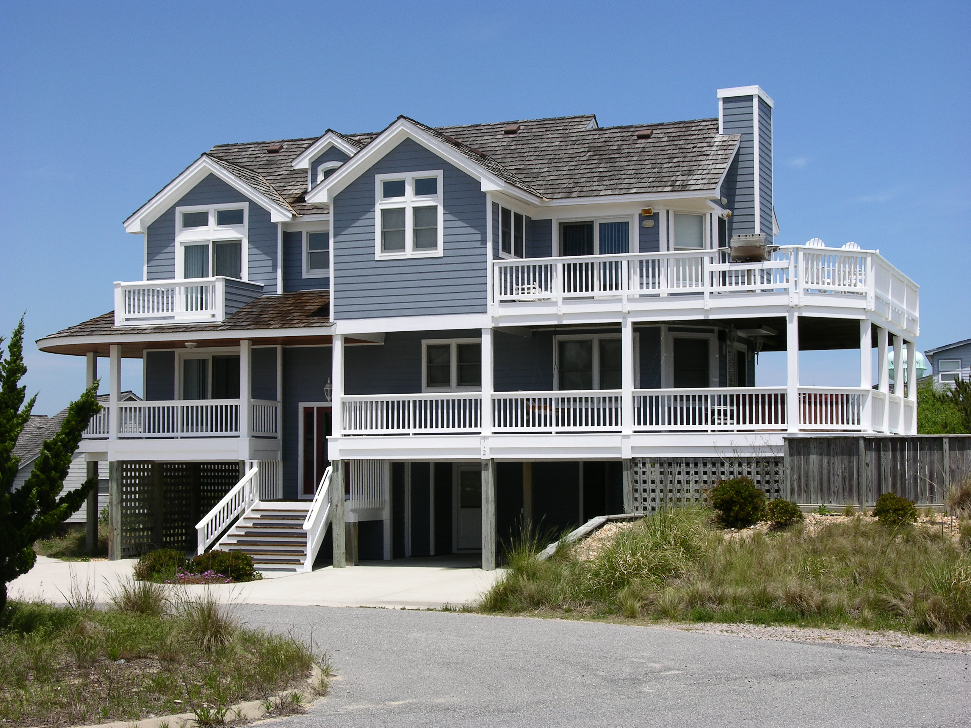 head rentals nc realty vacation cottages cottage atlantic lopez nags