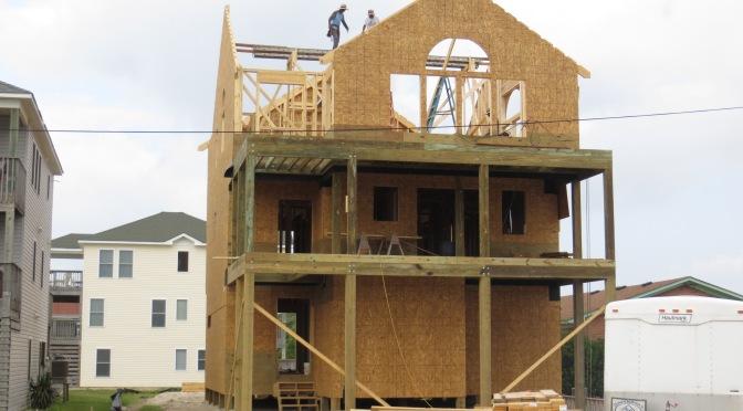 The Cape Hatteras II Underway Being Built By : Davenport Builders