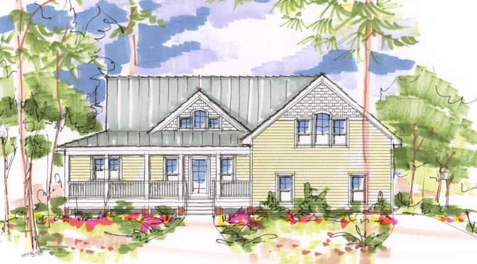 The Tulls Creek House Plan