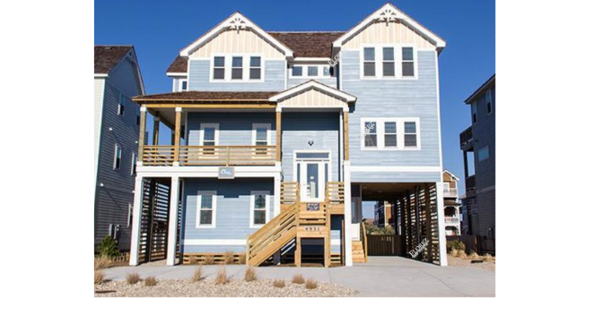 OBX, PARADE OF HOMES, 2014, HOME # 17